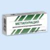 metiluracil methyluracil